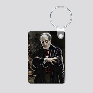 23X35-LG-Poster-lonch Aluminum Photo Keychain