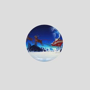 sahr_shower_curtain Mini Button