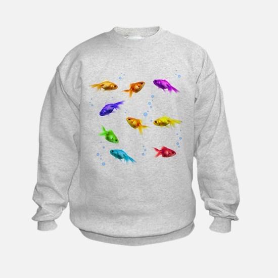 Rainbow Fish Sweatshirt
