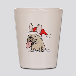 frenchieclause Shot Glass