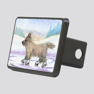 He enjoyed the wind throug Rectangular Hitch Cover