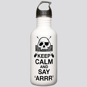 Say arr Stainless Water Bottle 1.0L