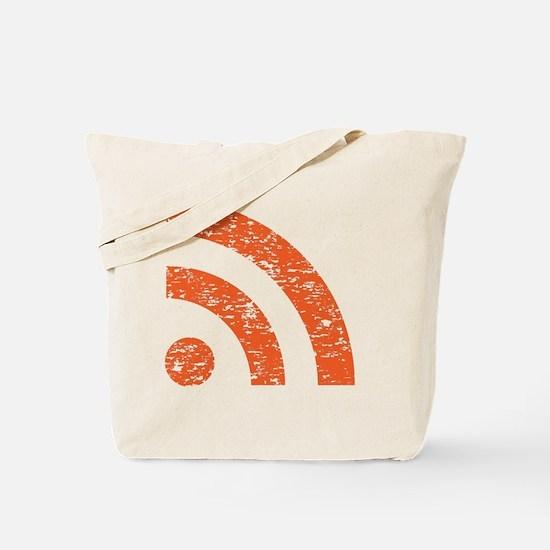 broadcast icon Tote Bag