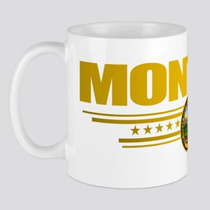 Montana Seal (front) Mug