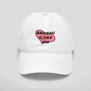 abagail loves me Cap
