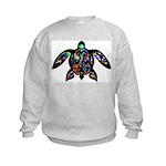 hawaiian honu turtle print Sweatshirt