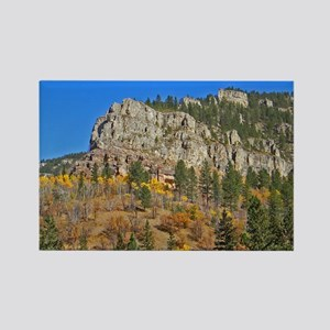 Spearfish Canyon Rectangle Magnet