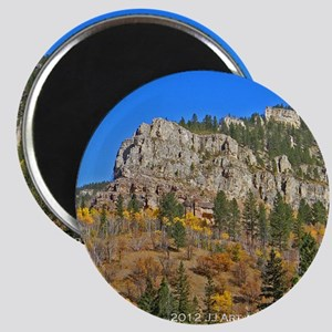 Spearfish Canyon Magnet