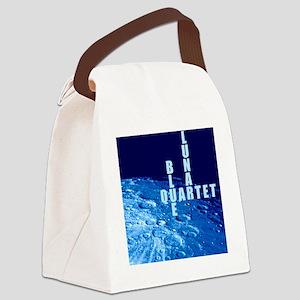 BLQ Album Art Canvas Lunch Bag