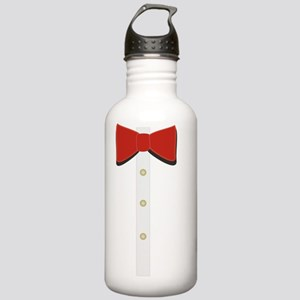 Tux Tie and Studs Desi Stainless Water Bottle 1.0L