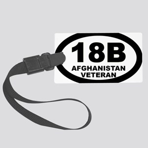 Special Operations Weapons Serge Large Luggage Tag