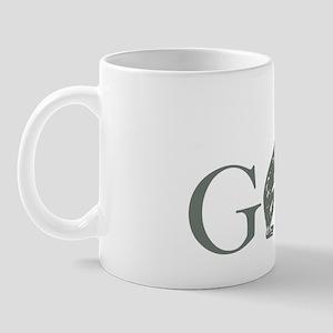 GreyhoundLogo Mug