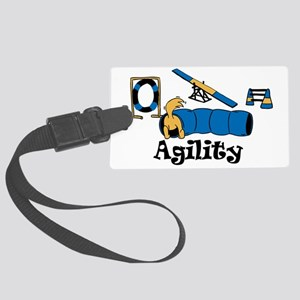 Agility Large Luggage Tag