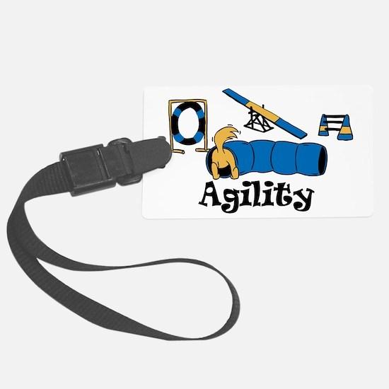 Agility Luggage Tag