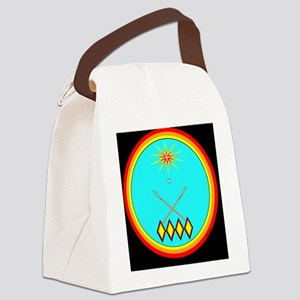 CHOCTAW Canvas Lunch Bag