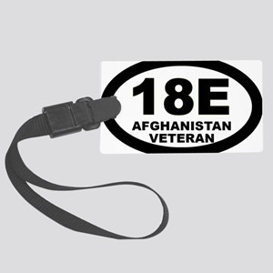 Special Operations Communication Large Luggage Tag