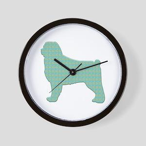 Paisley CAO Wall Clock