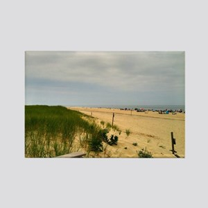 Nauset Beach, Orleans, MA Rectangle Magnet