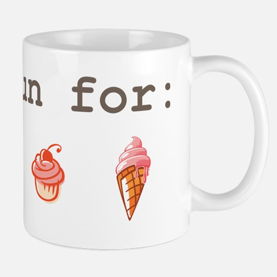 Will run for Mug
