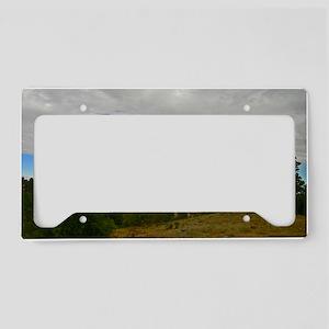 Custer State Park License Plate Holder