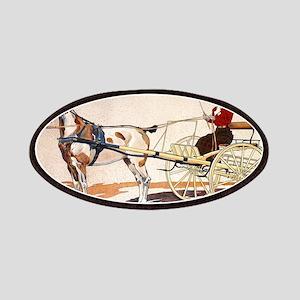 A Kentucky Breaking Cart - Edward Penfield - c1900