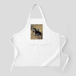 Greyhound Card Apron