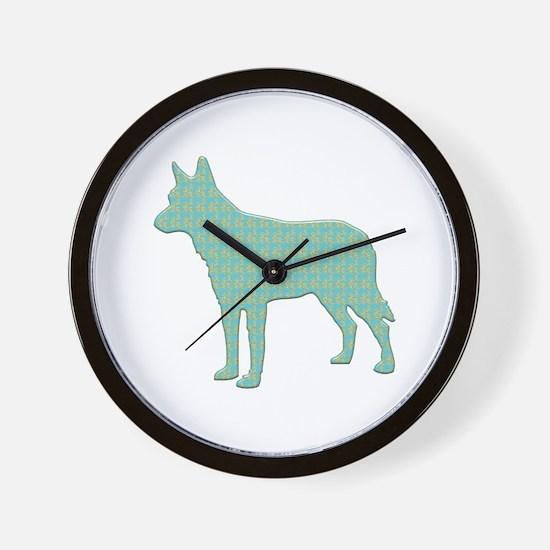 Paisley Shepherd Wall Clock