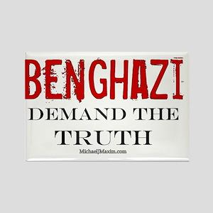 Benghazi Truth Rectangle Magnet