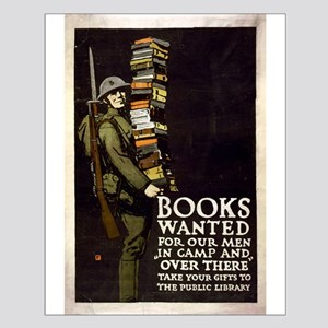 Books Wanted For Our Men In Camp And Over There -