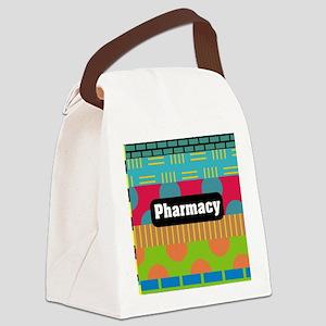 pharmacy 22 Canvas Lunch Bag