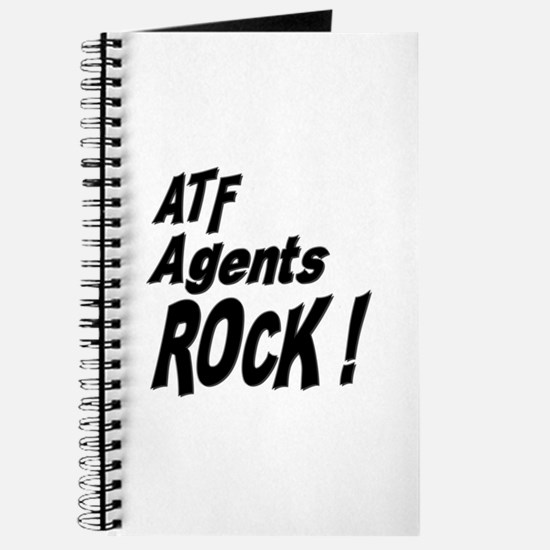 ATF Agents Rock ! Journal