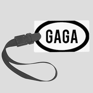 Gaga Large Luggage Tag