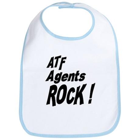 ATF Agents Rock ! Bib