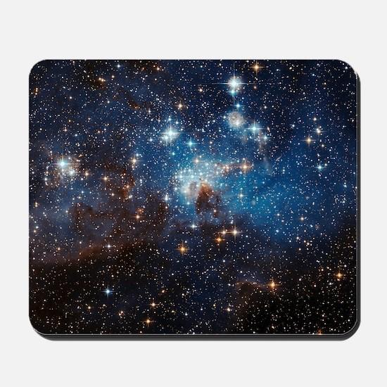 LH95 Stellar Nursery Mousepad