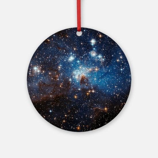 LH95 Stellar Nursery Round Ornament