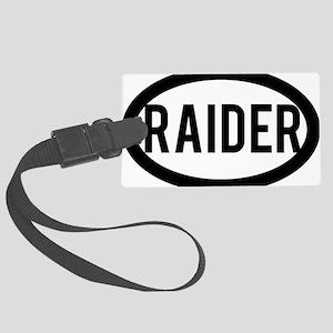 Raider Large Luggage Tag