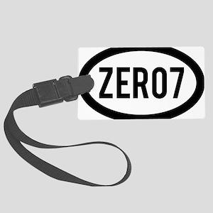 Zero 7 Large Luggage Tag