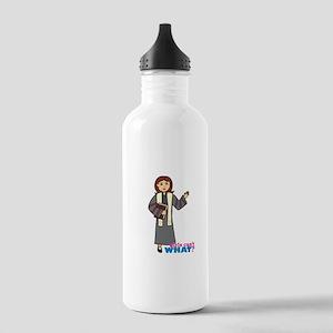 Preacher Woman Stainless Water Bottle 1.0L