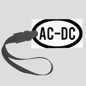 AC-DC Large Luggage Tag