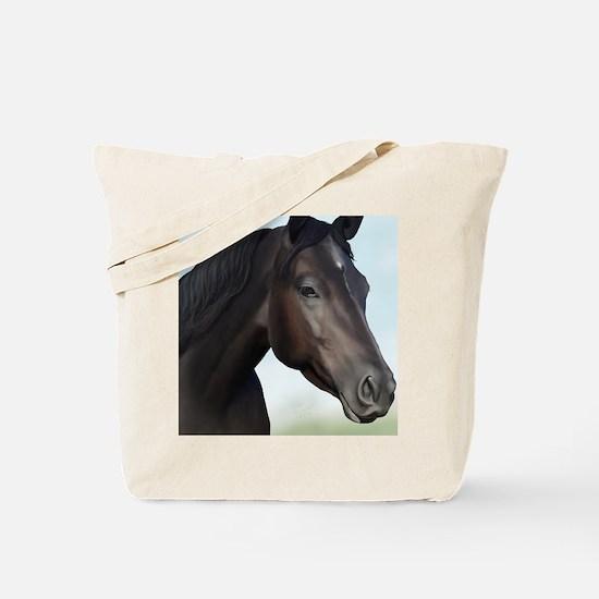 Kellie Digital Painting Tote Bag