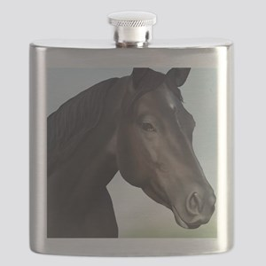 Kellie Digital Painting Flask