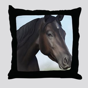 Kellie Digital Painting Throw Pillow