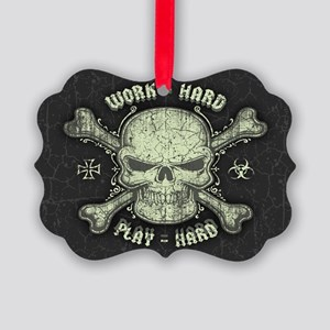 meany-dist-OV Picture Ornament