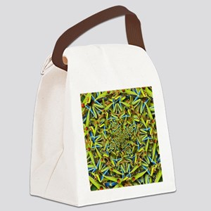 Forms of Nature 14 : Tree Frog Canvas Lunch Bag