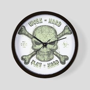 meany-dist-DKT Wall Clock