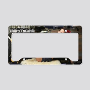 Rats  Gassers Movie Poster wi License Plate Holder