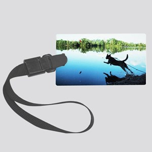 2013 Choco Cover Large Luggage Tag