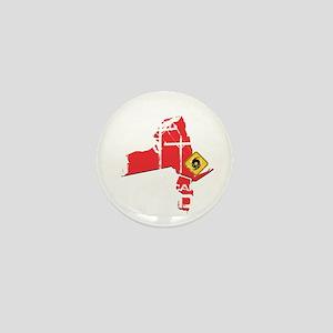 Hurricane Sandy Lineman Mini Button