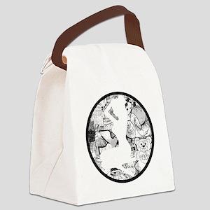 fraulien Canvas Lunch Bag