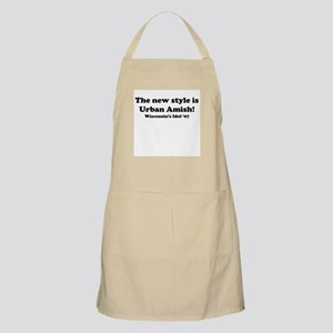 Urban Amish Wisconsin BBQ Apron